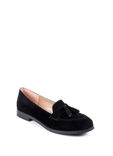 Sapin Loafer Ayakkabı Siyah
